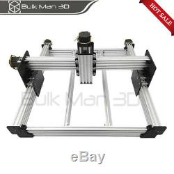 10001500mm 4 Axis WorkBee CNC Router Machine Kit with Motors Milling Engraver