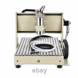 1500W 3 Axis USB 6040Z CNC Router Engraver 3D Cutting Drilling Milling Machine