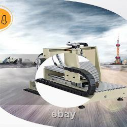 1500W USB 4 Axis CNC 6040 Router Engraver Milling/Drilling Machine VFD Spindle