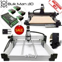 1515 WorkBee CNC Router 4 Axis CNC Engraving Machine Full Kit CNC Milling Cutter