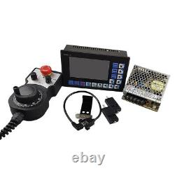 1pc CNC Offline Controller DDCSV2.1 Kit 4 Axis DC for Router Milling Machine