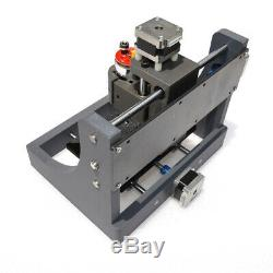 3 Axis 1208 CNC Router Mini Mill Wood Carving PCB Milling Engraving Machine USB
