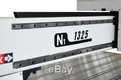 3 Axis 51x98 USB CNC Router Milling Wood Engraving Machine 3KW Router Engraver