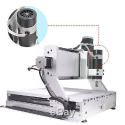 3-Axis Air Cool, CNC Router PCB Drilling/Milling CNC Engraving Machine 240W