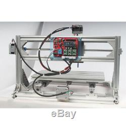 3 Axis CNC 3018 Router Wood Acrylic Milling Engraving Machine DIY Engraver US