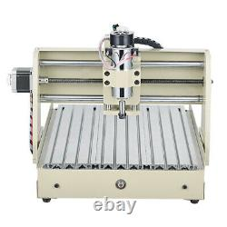 3 Axis CNC 3040 Router Engraver Engraving Wood Drill/Milling Machine Cutting UPS