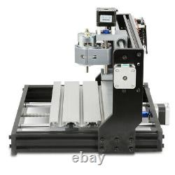 3 Axis ER11 CNC3018 DIY Router Kit Laser Engraving Milling Machine GRBL Control