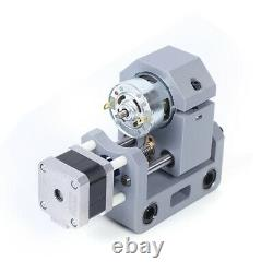 3 Axis Engraving PCB Metal Mill CNC PRO DIY Machine Router+2500mw Laser Head