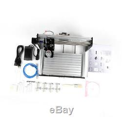 3 Axis Laser CNC Router Engraving Carving Engraver Kit DIY Milling Machine GRBL