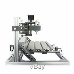 3 Axis Mini CNC 3018 Router Mill Wood PCB Engraving Machine Printer GRBL Control