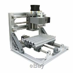 3 Axis Router Mini Wood Carving machine CNC1610 Pcb Milling 500MW B2