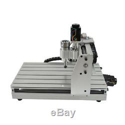 300W 3040 New 3 Axis CNC Router Engraver 3D Engraving Drilling Milling Machine