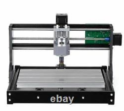3018 Pro 3 Axis CNC Milling Machine Wood Cutting Engraving Router Laser Cutter