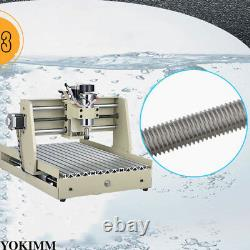 3AXIS CNC 3040Z Router Engraving Drill Mill MDF Board Wood Cutter 3D Machine USB