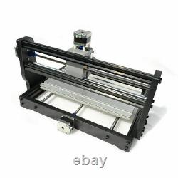 3Axis CNC 3018PRO Machine Router 2.5W Laser Engraving Wood Metal Milling Machine