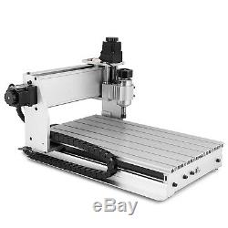 4 Axi 3040T USB CNC Engraving Milling Machine Router Engraver Cutter T-Screw DIY
