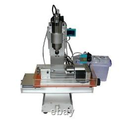 4 Axis 2200W Spindle 3040 CNC Engraving Drilling Milling Machine Router 4th Axis