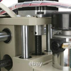 4 Axis 3040 400W CNC Router Engraver Engraving Cutting Milling Drilling Machine