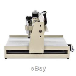 4 Axis CNC3040 Router Engraver Industrial Engraving Drilling Milling Machine