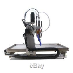 4 Axis USB CNC 6040 Router 2.2KW Spindle Engraving Cutting Milling Machine USA