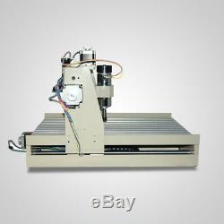 400W 3 Axis Engraver 3040 Router Engraver Engraving Drilling Milling Machine USA