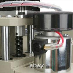400W 4 Axis 3040 CNC Router 3D Engraver USB Port Engraving Wood Milling Machine