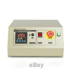 4Axis CNC 6090 Router Milling Engraving Engraver Cutting Machine USB Port+Remote