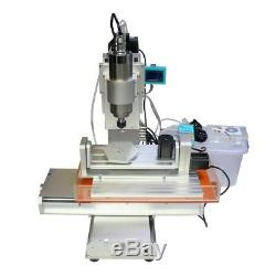 5 Axis 2200W Spindle 5 Axis 3040 CNC Engraving Drilling Milling Machine Router