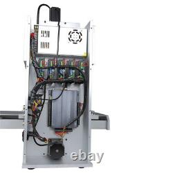 5 Axis CNC Router 6040 3D Engraving Machine USB 2.2KW Cutting Milling Engraver