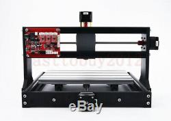 5500Mw 3Axis CNC3018 Pro Laser Engraving Milling Machine Offline Control Router