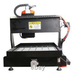 6040 4axis CNC 2200W Router Engraving Machine Metal Copper Milling Machine
