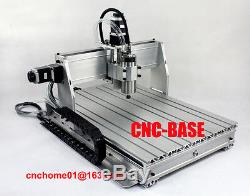 6040 800W four axis 4 axis CNC Router engraver cnc engraving & milling machine