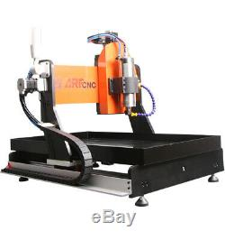 6040 Engraving Machine 4 Axis Engraver Ethernet Cnc Router Woodwork Milling Kit