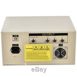 6090 3 axis CNC Router Engraving USB Port Machine Metal Milling Machine Cutting
