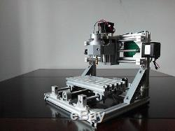 Assembled 3 Axis USB CNC Router Wood Carving Engraving Mini PCB Milling Machine
