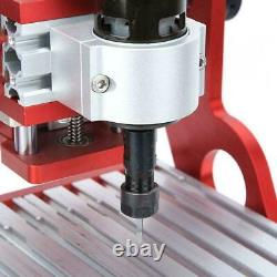 CNC 1419 Router Laser Engraving Soft Metal 3-Axis Milling Carving Machine DIY