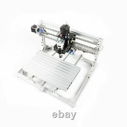 CNC 3018 3Axis PRO Desktop engraving machine Pcb Milling Woodworking router GRBL