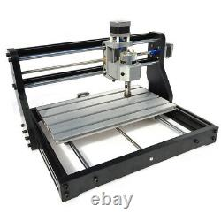 CNC 3018 PRO 3 Axis Router Engraver Machine Wood DIY Mill Kit +5500mw Laser Head