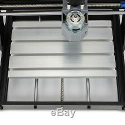 CNC 3018 PRO Machine 3 Axis Router Engraving PCB Wood DIY Mill+2500mw Laser Head