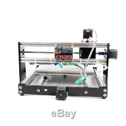 CNC 3018 PRO Machine Router 3 Axis Engraving PCB Wood DIY Mill+GBRL Control USB