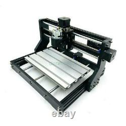 CNC 3018 PRO Machine Router 3Axis Engraving PCB Wood DIY Mill+5500mw Laser Head