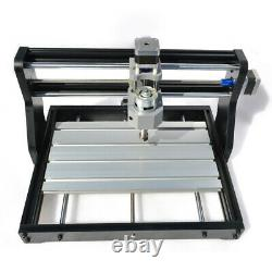 CNC 3018 PRO Router 3 Axis Engraving+Offline+5500mw Laser Wood/PVC/Plastic Mill