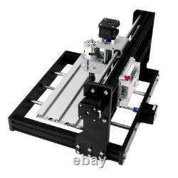 CNC 3018 Pro Router Engraving Tool 3 Axis Milling Machine Drilling Wood PCB US