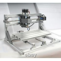 CNC 3018 Router 3Axis Engraver Machine Wood Carving DIY Milling Router Kit US