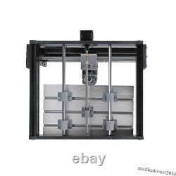 CNC 3018Pro GRBL DIY Mini Router Machine 3 Axis Milling Machine Carving Wood PCB