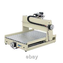 CNC 3040 Router Engraver 3 Axis Engraving Wood Drill/Milling Cutting Machine USA