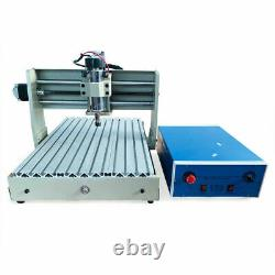 CNC 3040 Router Engraver Cutter Milling Drilling Machine 4Axis 400W+Controller