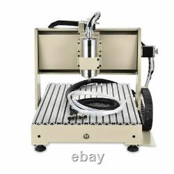 CNC 6040 3 Axis 1500W Engraver Router Engraving Cutting Milling DIY Machine USB