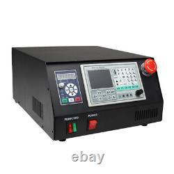 CNC 6040 4axis 2200W Router DSP Desktop Engraving Drilling Milling Machine