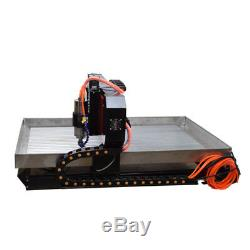 CNC 6090 4axis 2.2KW CNC Router Small CNC Steel Metal Engraving Milling Machine